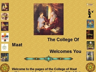 www.thecollegeofmaat.org